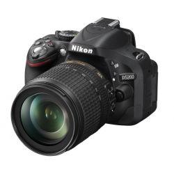 Nikon D5200 + 18-105VR