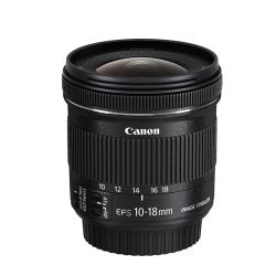 Canon EF-S 10-18/4,5-5,6 IS STM