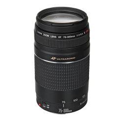 Canon EF 75-300/4-5,6 III USM