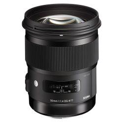 Sigma 50/1,4 DG HSM per Nikon