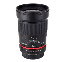 Samyang 35/1,4 UMC per Nikon