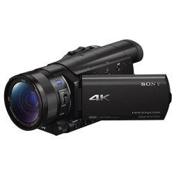 Sony FDR-AX100E 4K Ultra HD